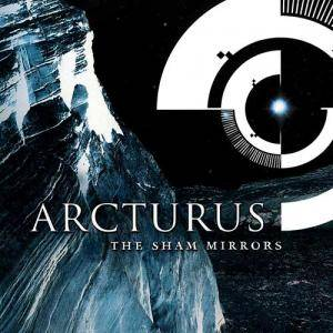 Arcturus: Sham Mirrors, The - Cover