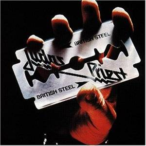 Cover - Judas Priest: British Steel