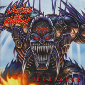 Judas Priest: Jugulator - Cover