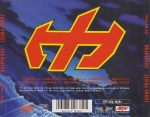 Judas Priest: Jugulator (CD) - Bild 3