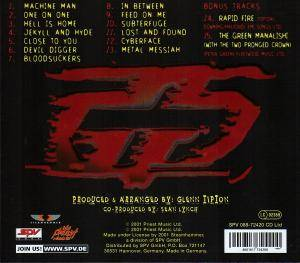 Judas Priest: Demolition (CD) - Bild 4