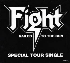 Fight: Nailed To The Gun - Cover