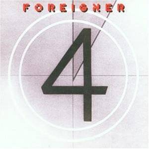 Foreigner: 4 - Cover