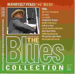 "Cover - Roosevelt Sykes: Blues Collection (30): ""44"" Blues"