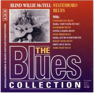 Cover - Blind Willie McTell: Statesboro Blues