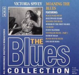 Cover - Victoria Spivey: Moaning The Blues