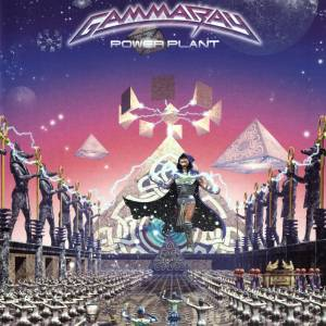 Cover - Gamma Ray: Powerplant