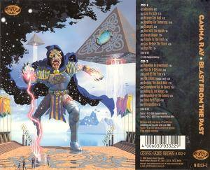 Gamma Ray: Blast From The Past (2-CD) - Bild 2