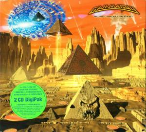 Gamma Ray: Blast From The Past (2-CD) - Bild 3