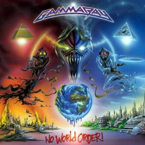 Cover - Gamma Ray: No World Order!