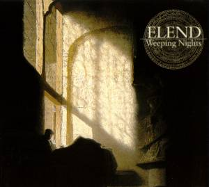 Cover - Elend: Weeping Nights