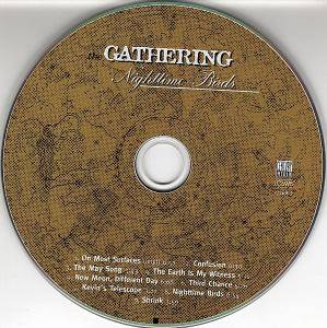 The Gathering: Nighttime Birds (CD) - Bild 3