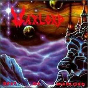 Warlord: Best Of Warlord - Cover