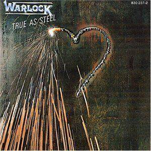 Warlock: True As Steel - Cover