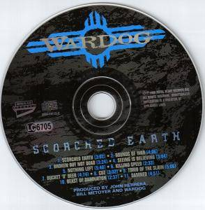Wardog: Scorched Earth (CD) - Bild 4