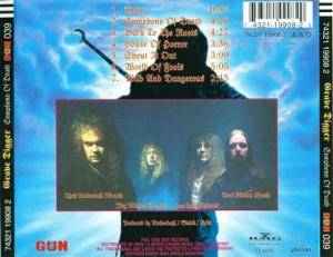 Grave Digger: Symphony Of Death (Mini-CD / EP) - Bild 2