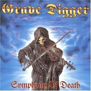 Grave Digger: Symphony Of Death (Mini-CD / EP) - Bild 1