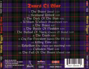 Grave Digger: Tunes Of War (CD) - Bild 2