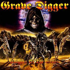 Grave Digger: Knights Of The Cross (CD) - Bild 1