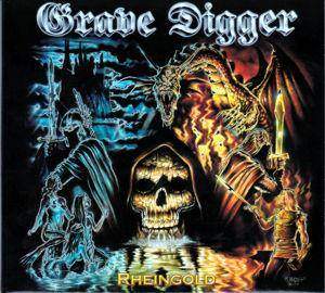 Grave Digger: Rheingold - Cover