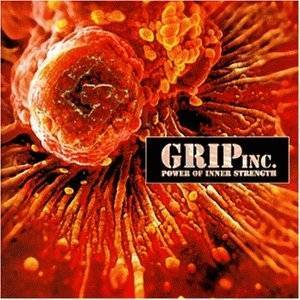 Grip Inc.: Power Of Inner Strength - Cover