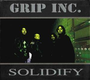 Grip Inc.: Solidify - Cover