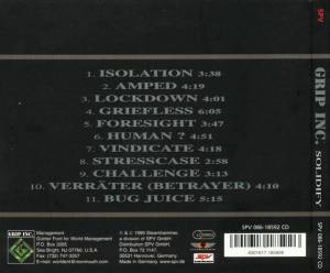 Grip Inc.: Solidify (CD) - Bild 2