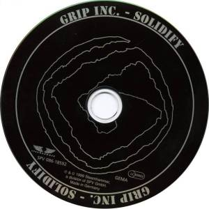 Grip Inc.: Solidify (CD) - Bild 3