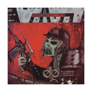 Cover - Voivod: War And Pain