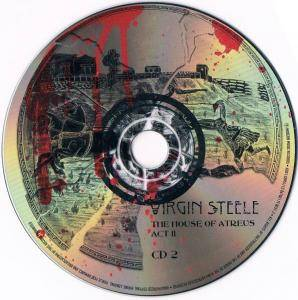 Virgin Steele: The House Of Atreus Act II (2-CD) - Bild 8