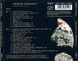 Virgin Steele: The House Of Atreus Act II (2-CD) - Bild 10