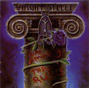 Virgin Steele: Life Among The Ruins - Cover