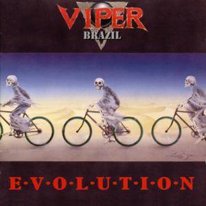Viper Brazil: Evolution - Cover