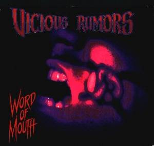 Vicious Rumors: Word Of Mouth (CD) - Bild 1