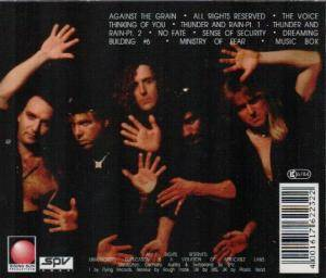 Vicious Rumors: Word Of Mouth (CD) - Bild 2