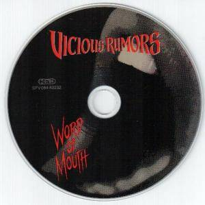 Vicious Rumors: Word Of Mouth (CD) - Bild 3