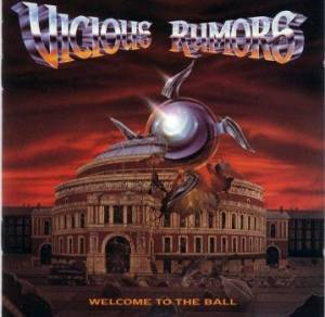 Vicious Rumors: Welcome To The Ball (CD) - Bild 1