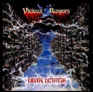 Vicious Rumors: Digital Dictator (CD) - Bild 1