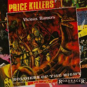 Vicious Rumors: Soldiers Of The Night (CD) - Bild 1