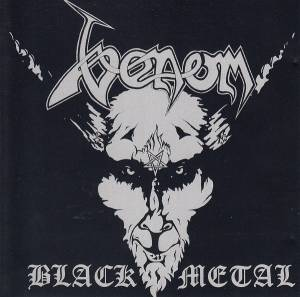 Venom: Black Metal (CD) - Bild 1