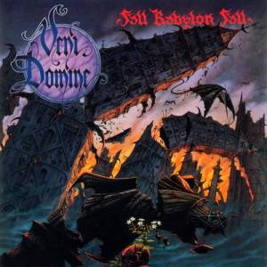 Veni Domine: Fall Babylon Fall - Cover