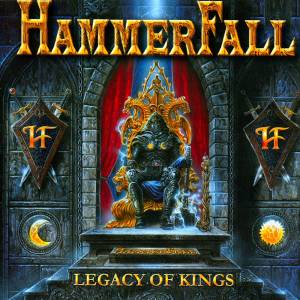 Cover - HammerFall: Legacy Of Kings
