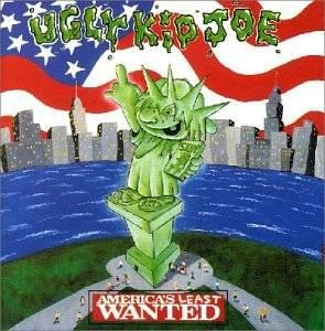 Ugly Kid Joe: America's Least Wanted - Cover