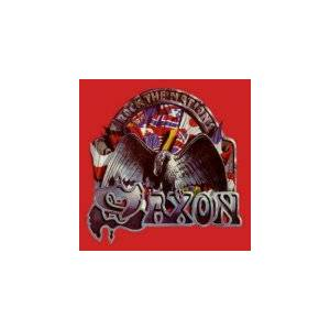 Saxon: Rock The Nations - Cover