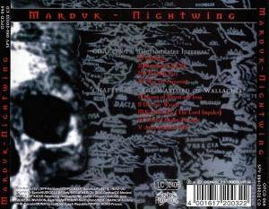 Marduk: Nightwing (CD) - Bild 2