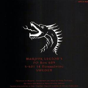 Marduk: Nightwing (CD) - Bild 4