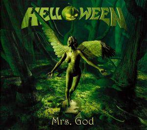 Helloween: Mrs. God (Single-CD) - Bild 1