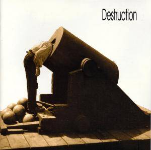 Destruction: Least Successful Human Cannonball, The - Cover