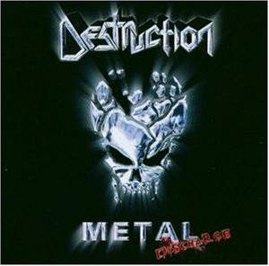 Destruction: Metal Discharge (2-CD) - Bild 1