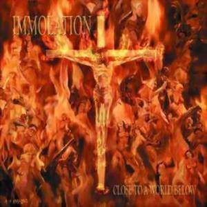 Immolation: Close To A World Below (CD) - Bild 1